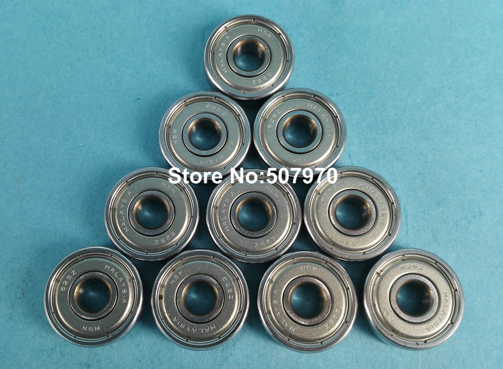NSK Ball Bearing 2D625 zz for CNC Wire Cut EDM Machine-in Wire EDM ...