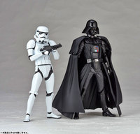 Wholesale Star Wars toys action figure Darth Vader Stormtrooper Figures star wars pvc 18cm figure toys Collectible gift