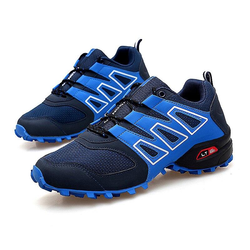 5be8fb6d Xek 2018 nuevos hombres deportes Zapatos negro rojo blanco Solomons  respirable cómodo Zapatos Correr sneakers hombres 39 46 speedcros jh159 en Zapatos  para ...