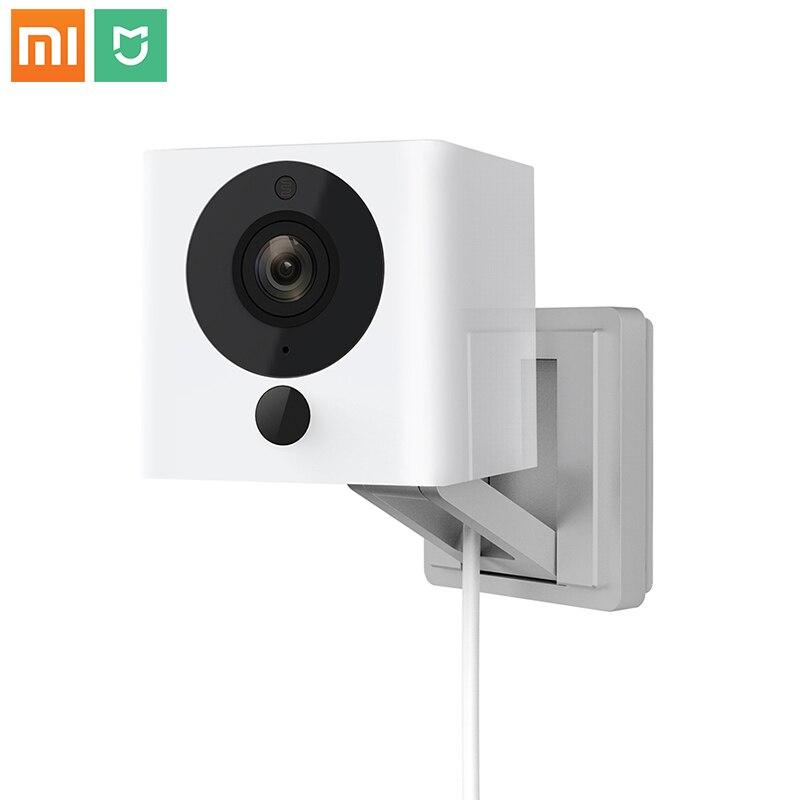 US $20 59 |Original XiaoMi Mijia XiaoFang Portable Smart wifi IP Camera IR  Cut Night Vision 1080P For Smart Remote Control Home Security-in 360° Video