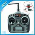 2.4GHz 6Channel DX6i Remote Control Radio with AR6200 Receiver for free shipping