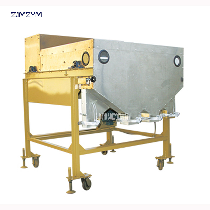 5CX-5 High Efficient Magnetic Separator Grain Magnetic Separator Bean Cleaning Machine Stainless Steel Tofu Cleaning Machine380V 1