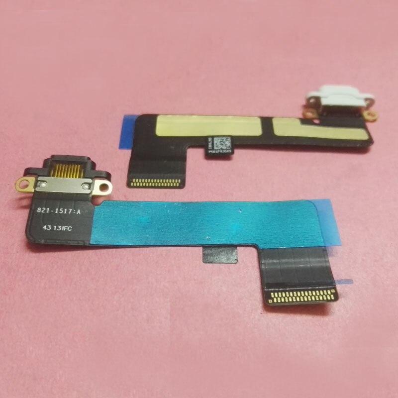 Tools New White USB Charging Dock Port Flex Cable iPad Mini A1455 A1454 A1432