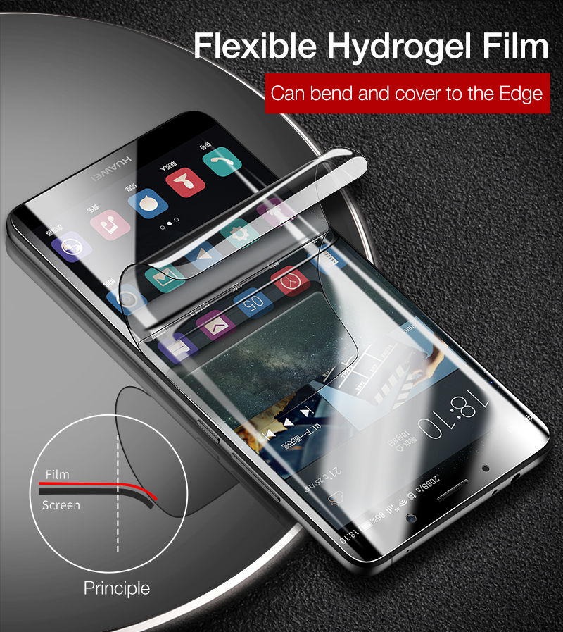Hydrogel film for huawei mate 10 pro