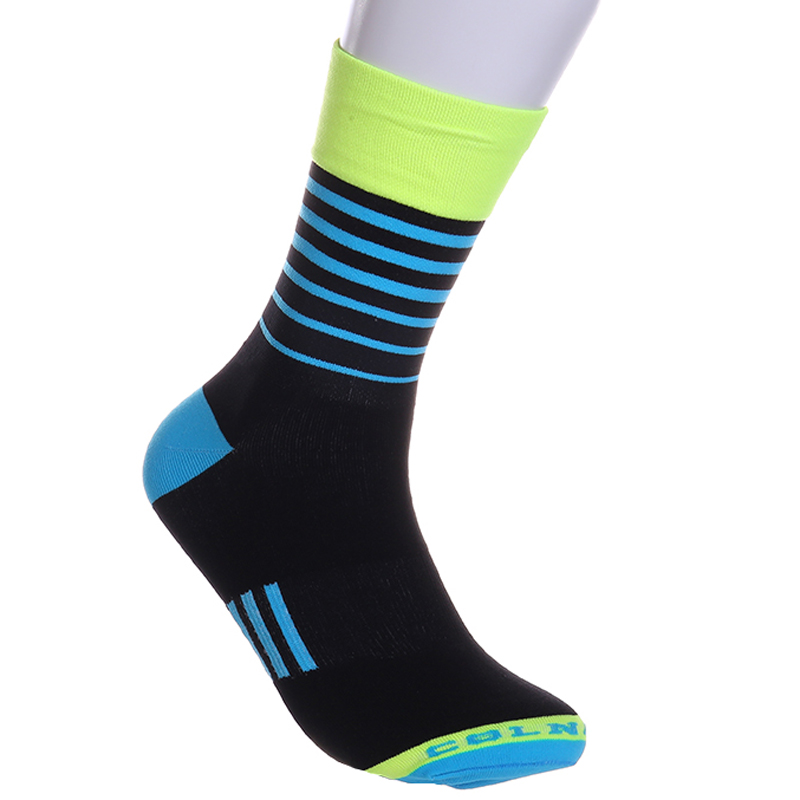 S32 New 4 Color Fshion Cycling Socks New Cycling Socks Men Women Professional Breathable Sports Socks Basketball Socks