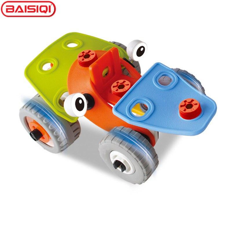 BAISIQI-3D-DIY-plasticRubber-Alien-Robert-Transformer-Assembly-Model-Building-Kits-Educational-Puzzles-for-boy-3