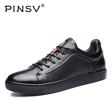 Genuine Leather Shoes Men Sneakers Black Loafers Men Shoes Casual Autumn Men Driving Shoes Sapato Masculino Plus Sizes 38-47