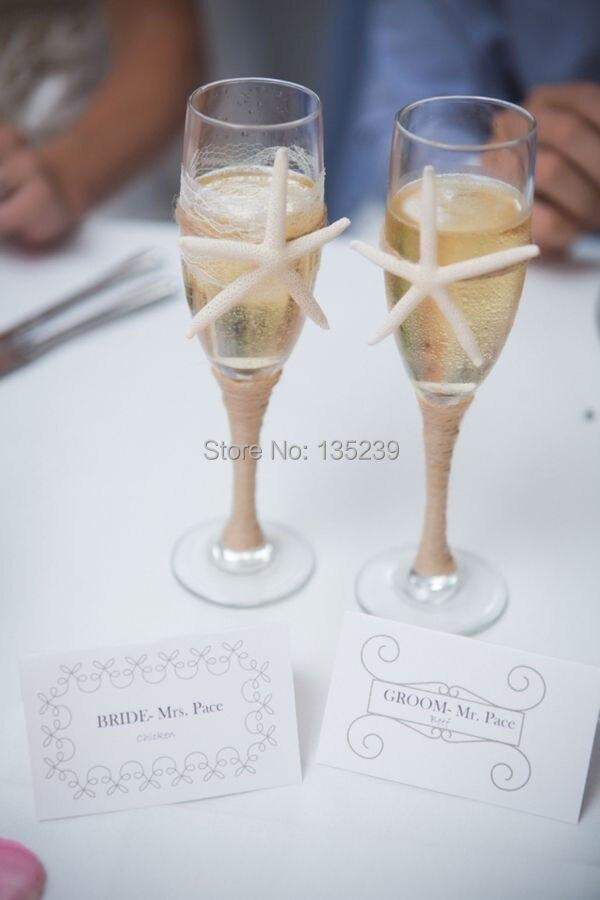 2 BEACH Champagne флейта жиынтығы, қалыңдық - Мерекелік және кешкі заттар - фото 3