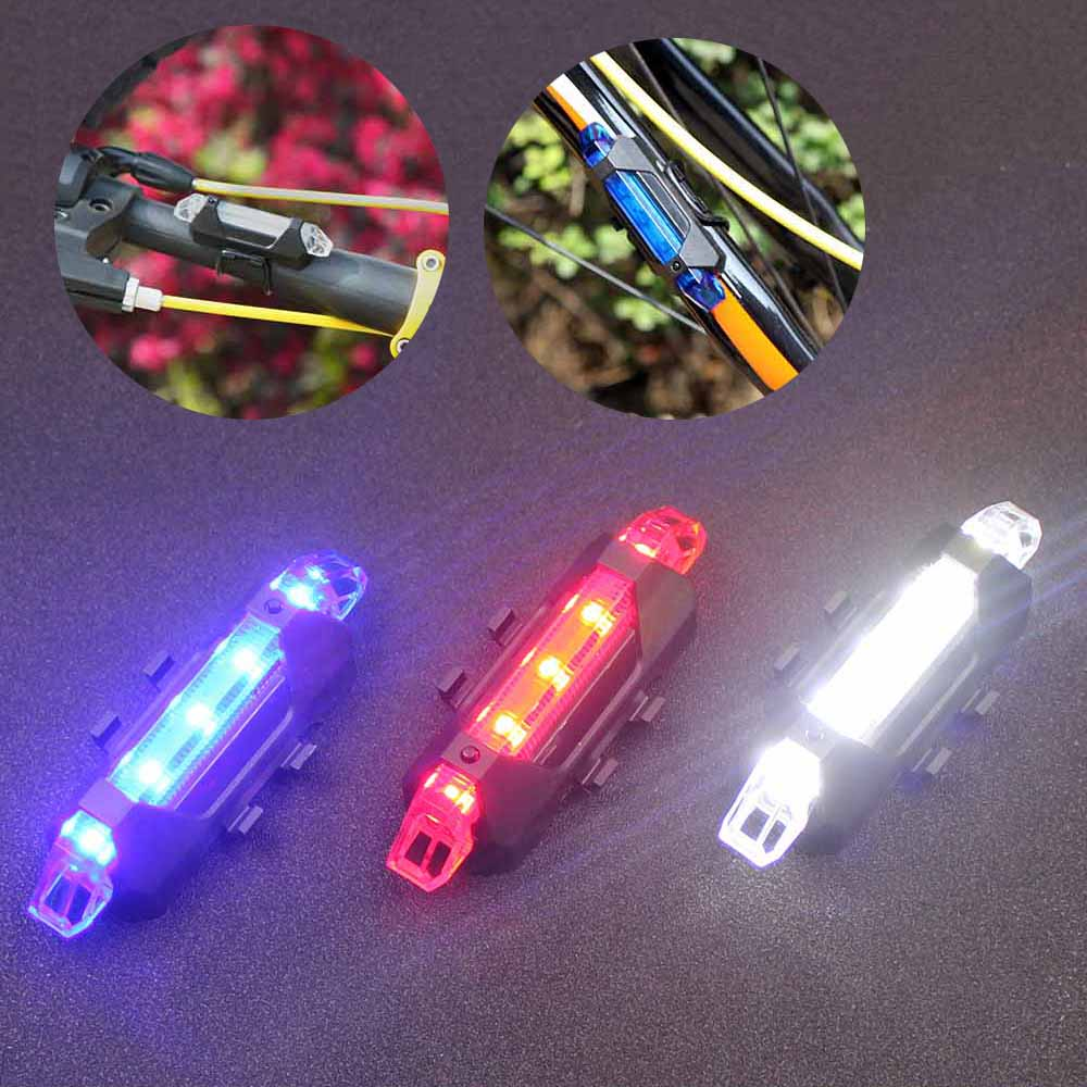 Rechargeable Led Bike Lights