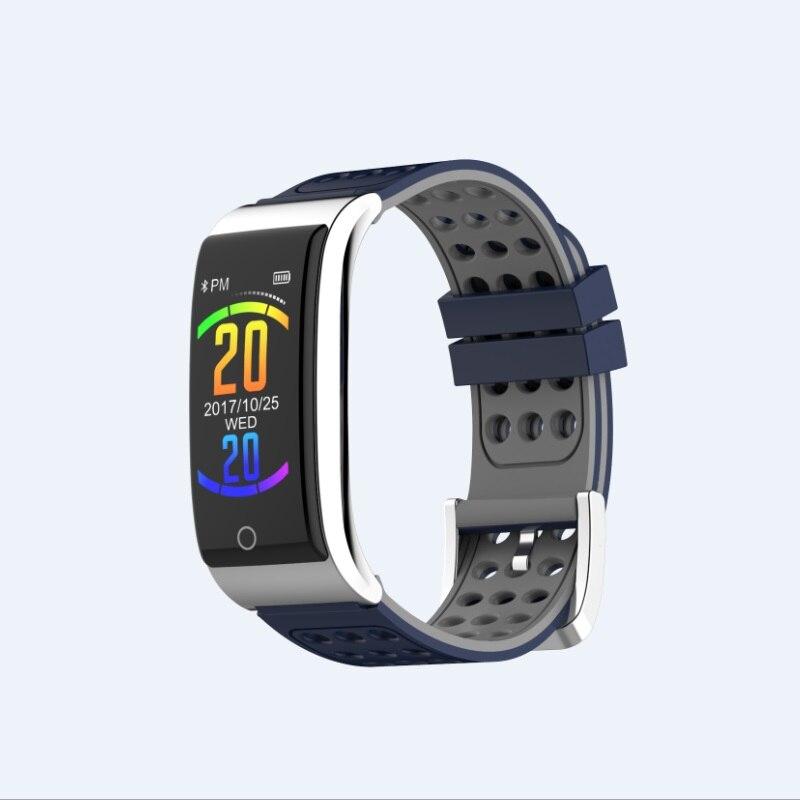 2018 New Smart Watch Men Smart Bracelet Pedometer Bluetooth Waterproof Alarm clock Sports Watch Women Smartwatch for Android iOS