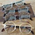 Nuevo 2017 de la Marca de Gafas de la Miopía Gafas Marco Óptico Para Las Mujeres Los Hombres Eyewear Lentes de Prescripción Opticos gafas