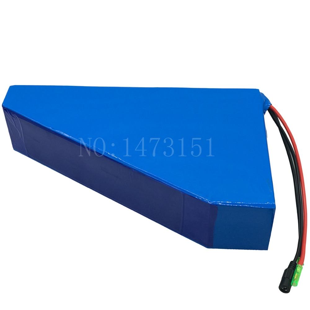 48V batareya paketi 48V 30AH Elektrikli Batareya 48V 30AH Litium ion - Velosiped sürün - Fotoqrafiya 5