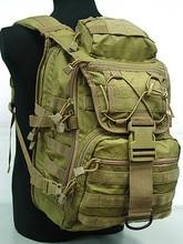 40L Mochila Táctica Militar X7 Paquete Multifuncional Bolsa 800D Oxford Impermeable de Los Hombres y Mujeres de Montar Al Aire Libre