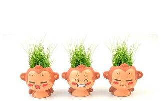 suministro directo fabricante de mini plantas diseo de la novedad creativa juguetes juguetes para nios mono nios de dibujos animados juguetes baratos