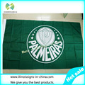 polyester pongee Sociedade Esportiva Palmeiras SP custom sports flag, size 96*144cm(No.4), football team banner without flagpole