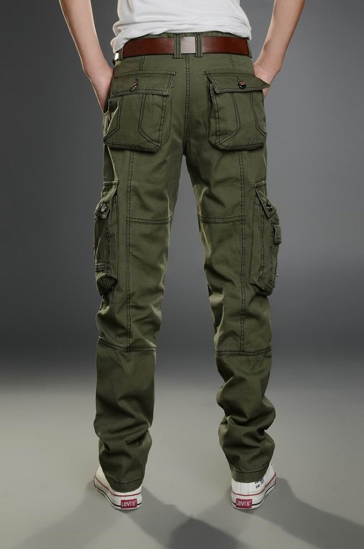 cool cargo pants for men - Pi Pants