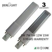 G23 Led Lamp Ultra Thin 4w 7w 9w 10w 12w G23 Led PL Light G23 Bulb