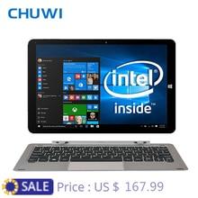 CHUWI официальный! 10.8 дюймов CHUWI Hi10 плюс Планшеты PC Окна 10 двойной ОС Android 5.1 Intel Atom Z8350 4 ядра 4 ГБ Оперативная память 64 ГБ Встроенная память