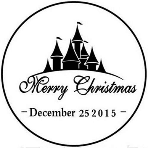 Christmas stamp 1-4