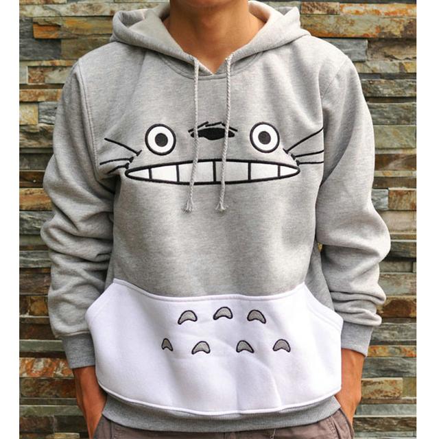 Mi Vecino Totoro Sudadera Con Capucha