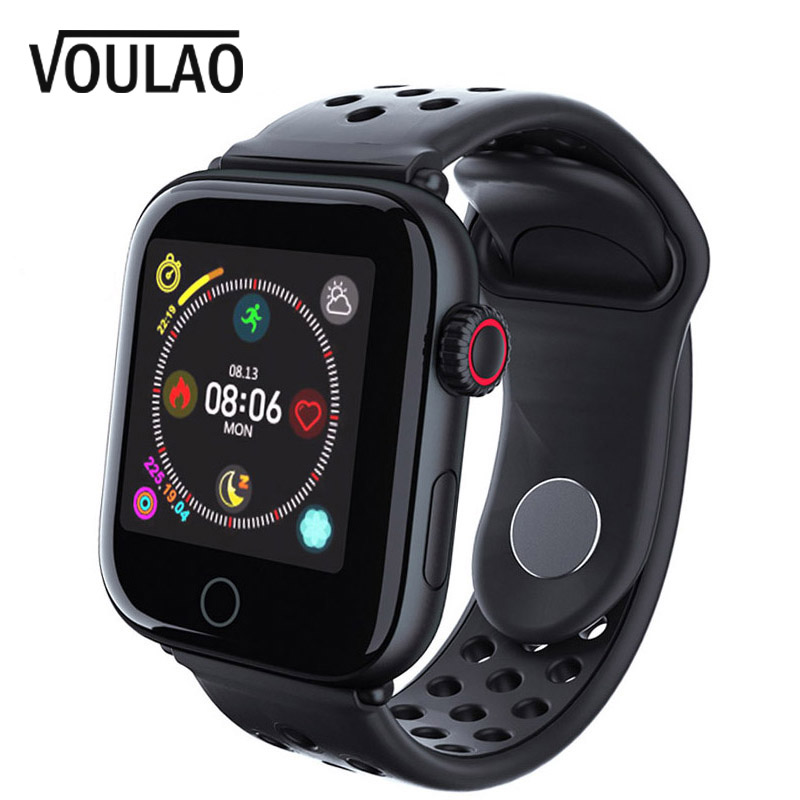 VOULAO Sport Smartwatch Wristband Tracker Fitness Bracelet Heart-Rate-Monitoring IP68
