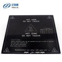 MK3 Heat Bed 12V 24V Parts For Reprap HotBed 3D Printers Part Aluminum Plate 3mm Hot