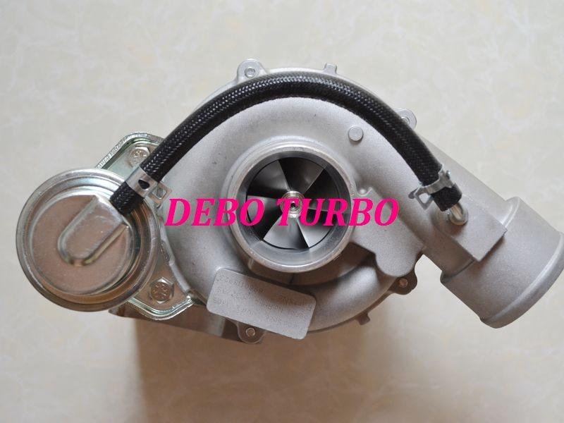 NOVÝ RHF4 / 8980118923 8980118922 Turbodmychadlo VIFE Turbo pro ISUZU Colorado Gold series 3.0L diesel