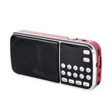 Слот tf порт fm sd аккумуляторная карманный радио micro карта цифровой