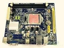 Free shipping original motherboard for Foxconn H61MD-V 17 * 19 mini-ITX H61 motherboard LGA1155 DDR3 solid capacitors I3 I7