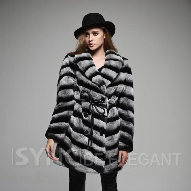 Popular Chinchilla Faux Fur Coat-Buy Cheap Chinchilla Faux Fur ...