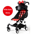 Yoya детская коляска свет складной зонт автомобиль может сидеть может лежать ультра-легкий портативный на самолет