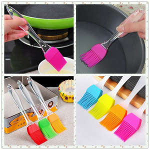 Cooking-Tools Cleaning-Brushes BBQ Magic Baking Kitchen Easy-To-Clean Silicone 1pc DIY