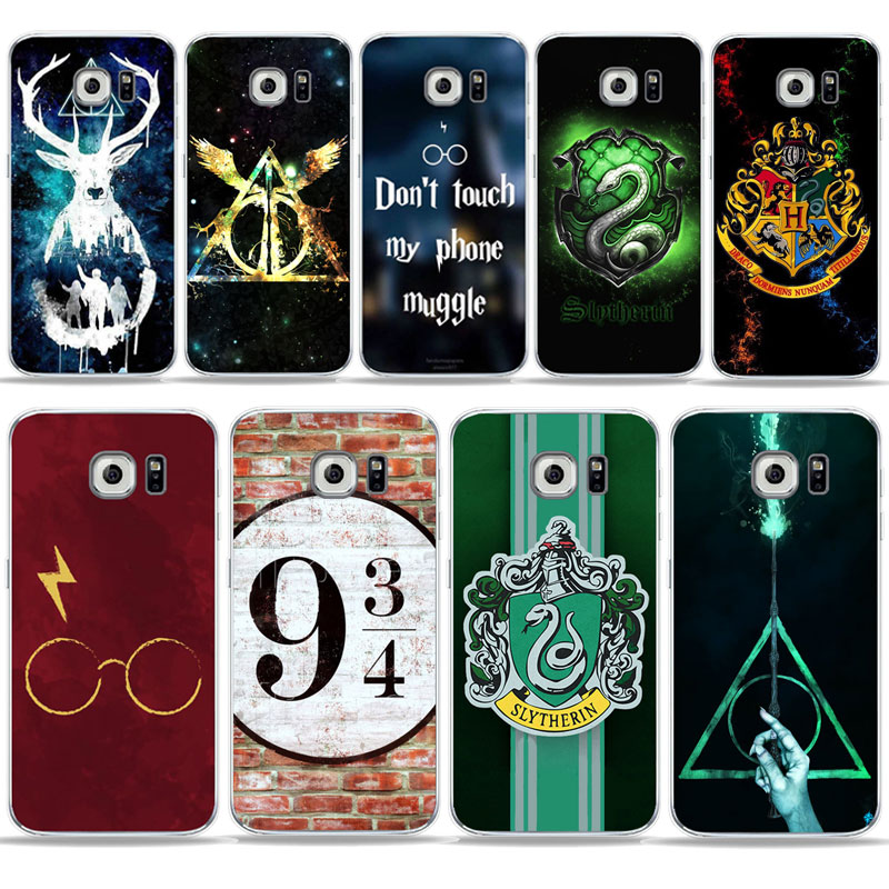 Buy Samsung Galaxy J 3 Phone Case With Harry Potter And Get Free