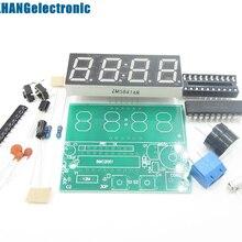 AT89C2051 Digital 4 Bits Electronic Clock Electronic