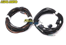 цена на Blindspot Side Assist lane change Wire cable Harness For VW MQB Tiguan MK2