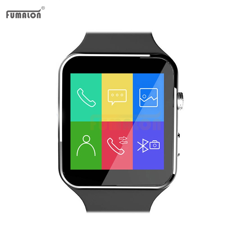 ФОТО NEW Curved Screen Bluetooth Smart Watch Clock Smartwatch Fashion Watch For Android Phone With Camera Support SIM Card Wristwatch