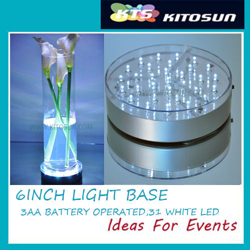 Base Lighting For Vases Vase Lights Vase Illuminators Vase And