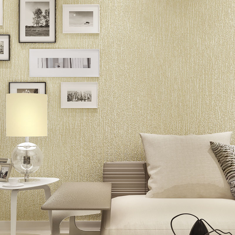 White Solid Color Non-woven Wallpaper 3D Embossed Modern Wall Paper Roll for Living Room Bedroom Plain Coffee Wallpapers Walls beibehang embossed american pastoral flowers wallpaper roll floral non woven wall paper wallpaper for walls 3 d living room