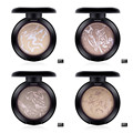 Perfect Summer New Makeup Face Pressed Powder Baked Powder 4 Colors For Choice Long-Lasting Natural Color Pressed Powder