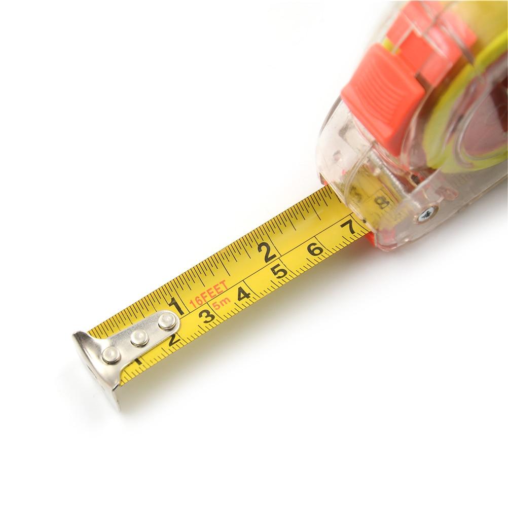 3/5 м Высокое качество Сталь материалы Нержавеющаясталь рулетка инструмент деревообрабатывающие инструменты Сталь лента Линейка
