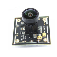 HBVCAM USB Camera Module CMOS 1/2.7'' Inch Optical Format Ov2710 HD 1080P Camera Module With 130 Degree Angle Lens