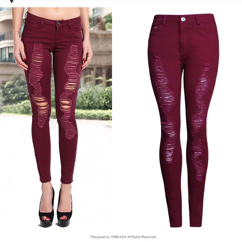 Online Get Cheap Trendy Jeans -Aliexpress.com | Alibaba Group