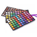 Profissional 180 Full Color Eyeshadow Palette Maquiagem Metallic Matte Eyeshadow Natural Cosméticos Compo o Jogo