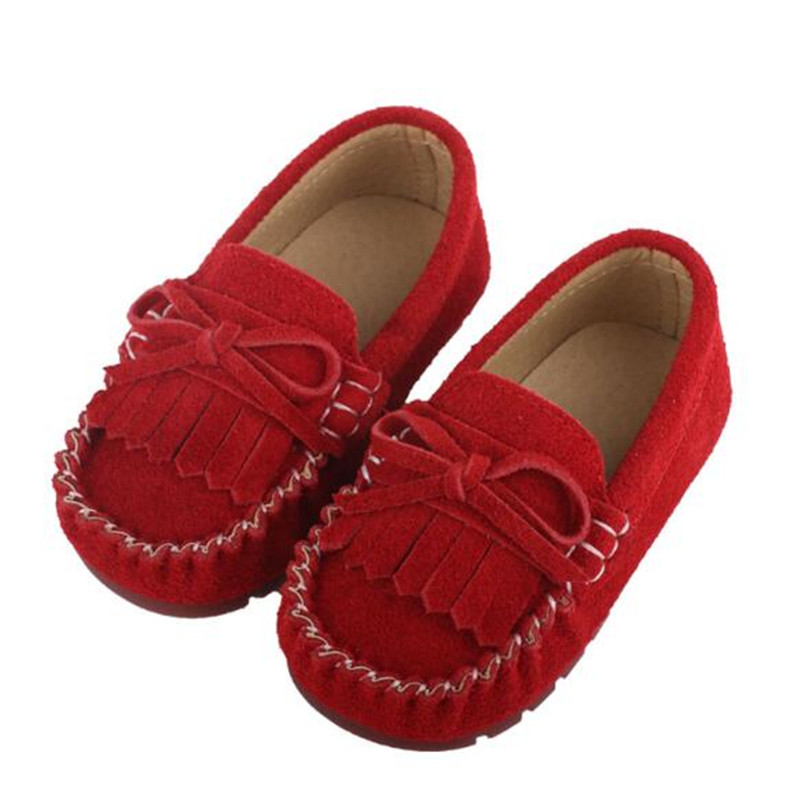 New Spring/Autumn Children Bowknot Shoes Baby Princess Genuine Leather Flats Girls Shoes Toddler Kids Leather Shoes Loafers 02BNew Spring/Autumn Children Bowknot Shoes Baby Princess Genuine Leather Flats Girls Shoes Toddler Kids Leather Shoes Loafers 02B
