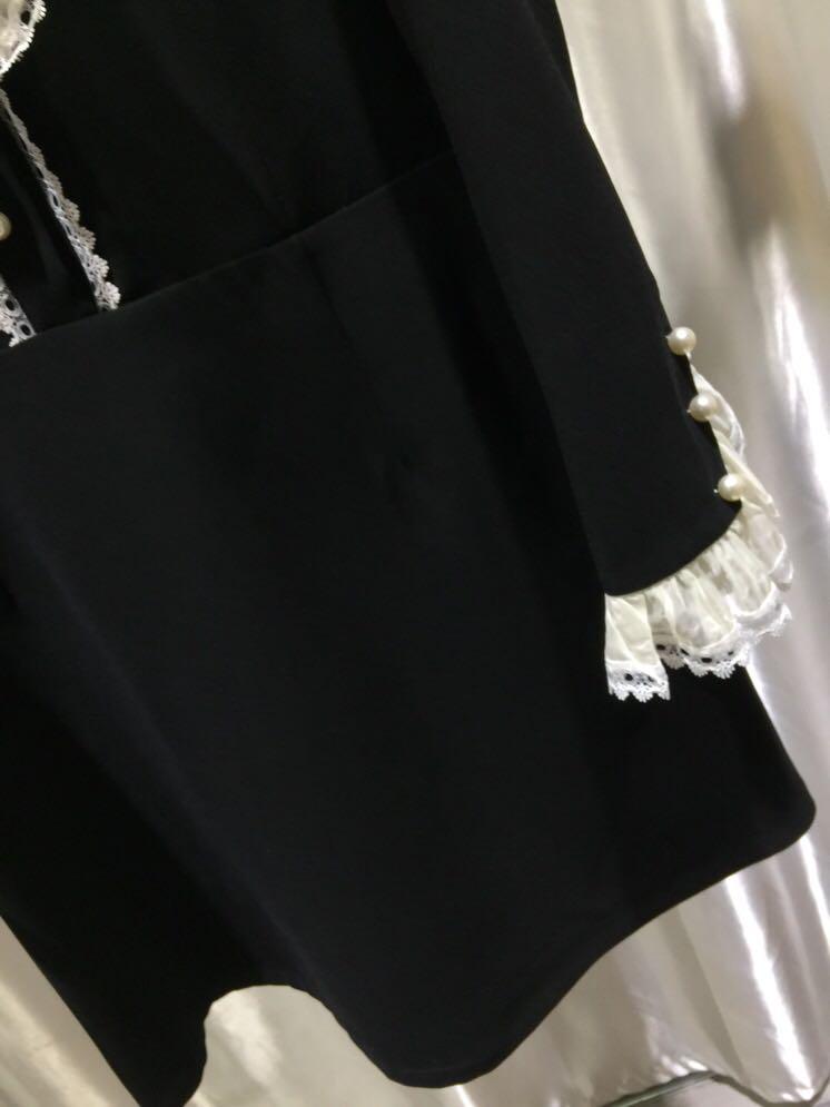 2018 Wld10347ba L'europe Qualité Luxe De Automne Vacances Marque Robe Femmes Merveilleux Nouveau Conception Meilleure Noël BXZqrB