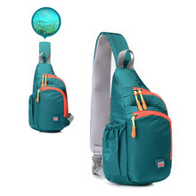 New Unisex Nylon men woman High Quality Waterproof fashion Messenger Shoulder Bag Travel Camp Sling Chest