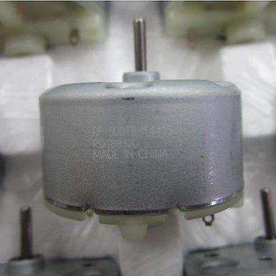 1Pcs Mini motor RF-500TB-14415 RF-500TB 14415 3v-12v DC motor TEUS