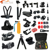 Tekcam For Gopro Accessories Set For Go Pro Hero 5 4 3 Gopro Session For SJCAM