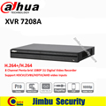 Dahua XVR recorder XVR7208A H.264+/H.264 2 SATA Ports up to 6TB each disc Support HDCVI/CVBS/HDTVI/AHD video inputs up to 5MP