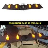Аксессуары светодиодный фонарь на крышу Raptor Стиль крыши для FORD RANGER Wildtrack 2015 2016 2017 T7